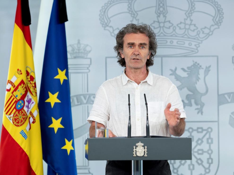 La Guardia Civil sugiere que Simón oculta informes del 8M