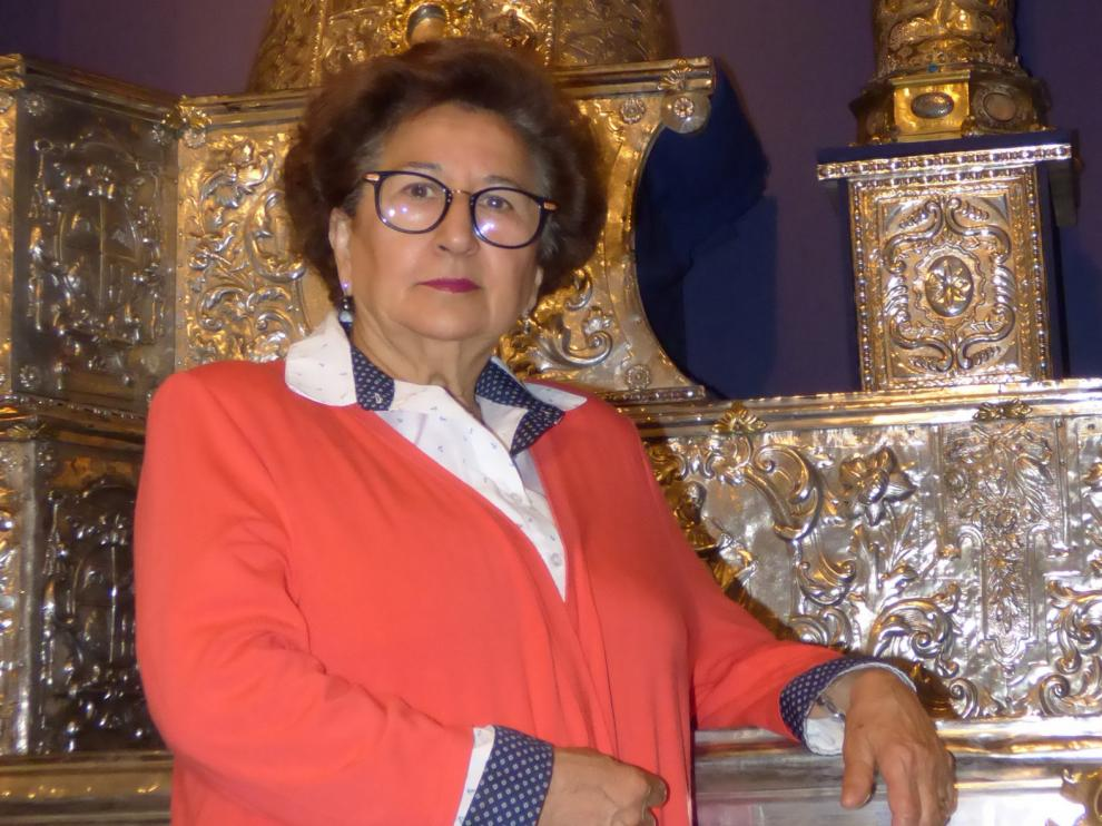 """Elita Davias: """"La figura de San Ramón es importante y su huella en la Diócesis, constante"""""""