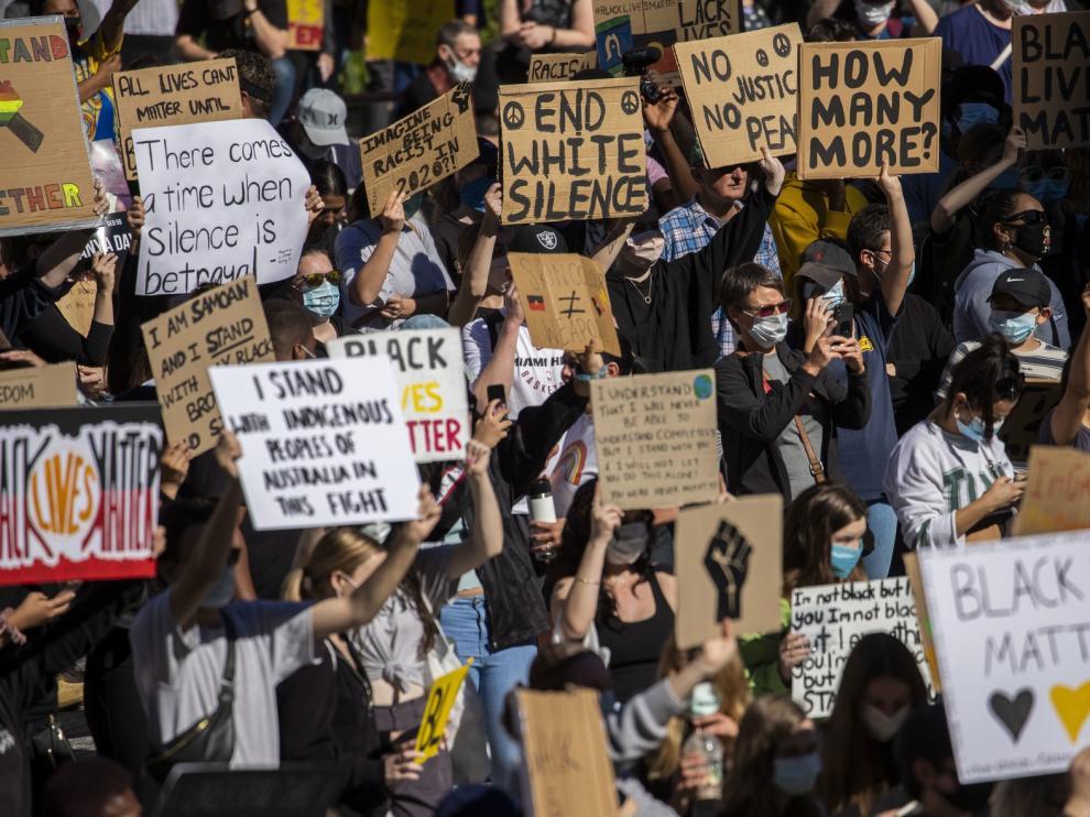 Las protestas en EEUU abren el debate sobre las tácticas policiales