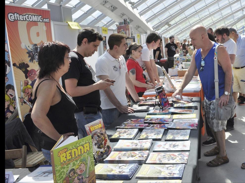 El Salón Hispano-Francés de Cómic de Jaca se pospone al año que viene