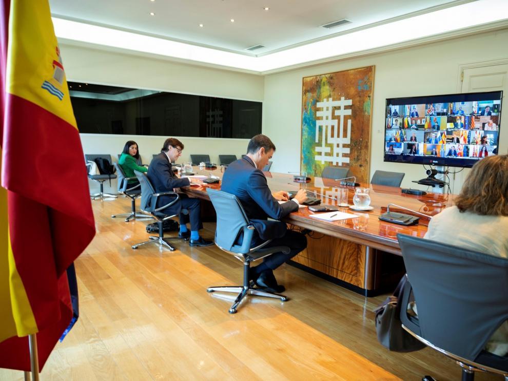 Pedro Sánchez cambia los criterios de reparto del fondo de 16.000 millones que favorecerán el peso poblacional