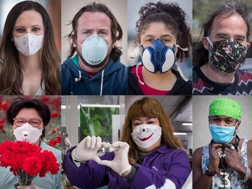 Las mascarillas, una barrera para los virus... y para la comunicación
