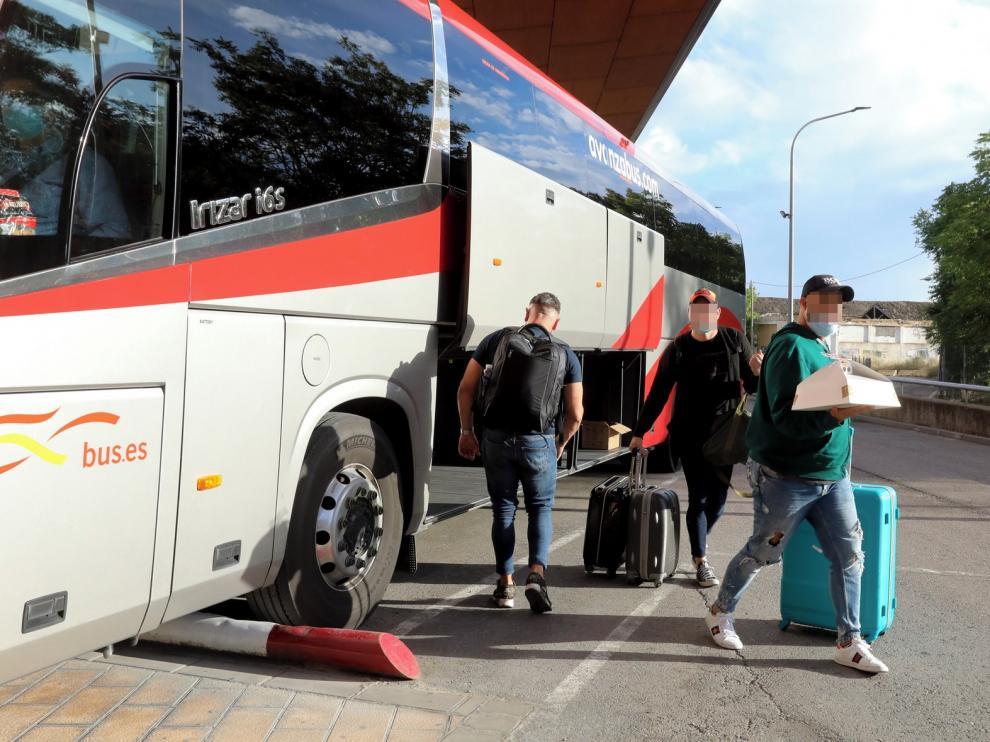 Los autobuses podrán ir al 100 % y los servicios aumentarán a demanda