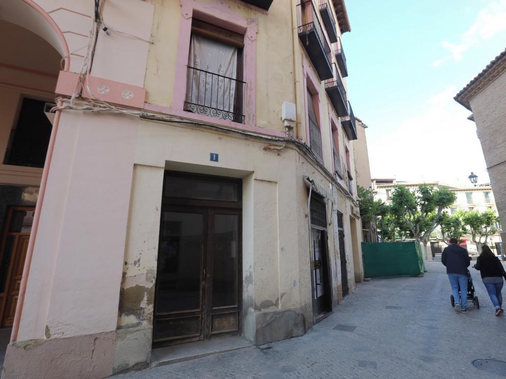 Piden declarar BIC la casa donde vivió Félix Lafuente