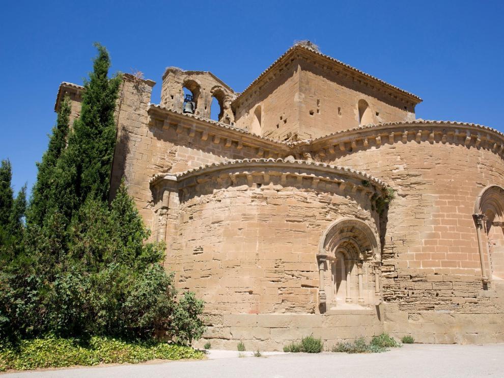Las monjas ya han empezado a irse del Monasterio de Sijena