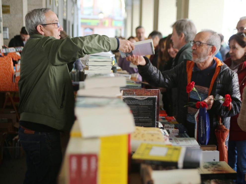 El Día del Libro se celebrará en el parque Miguel Servet