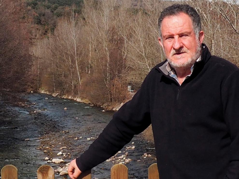 """Mariano Coronas Cabrero: """"Me gustaría decir que los pueblos de Sobrarbe han aumentado su población"""""""