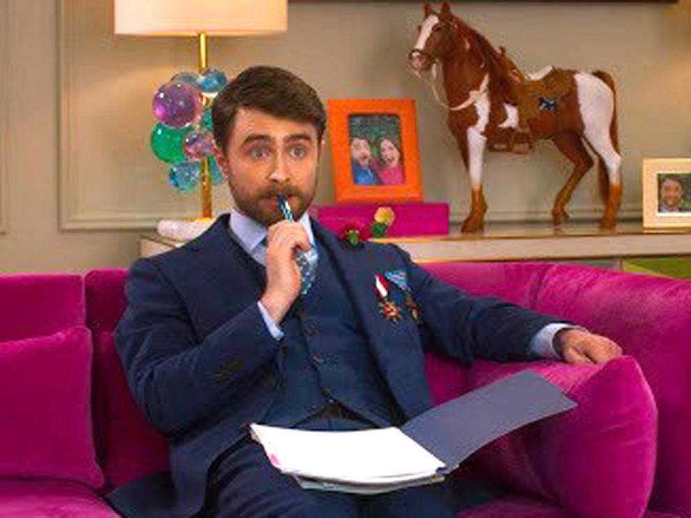 """Daniel Radcliffe: """"Llevar lo que hago a cuanta más gente sea posible me parece lo más importante"""""""