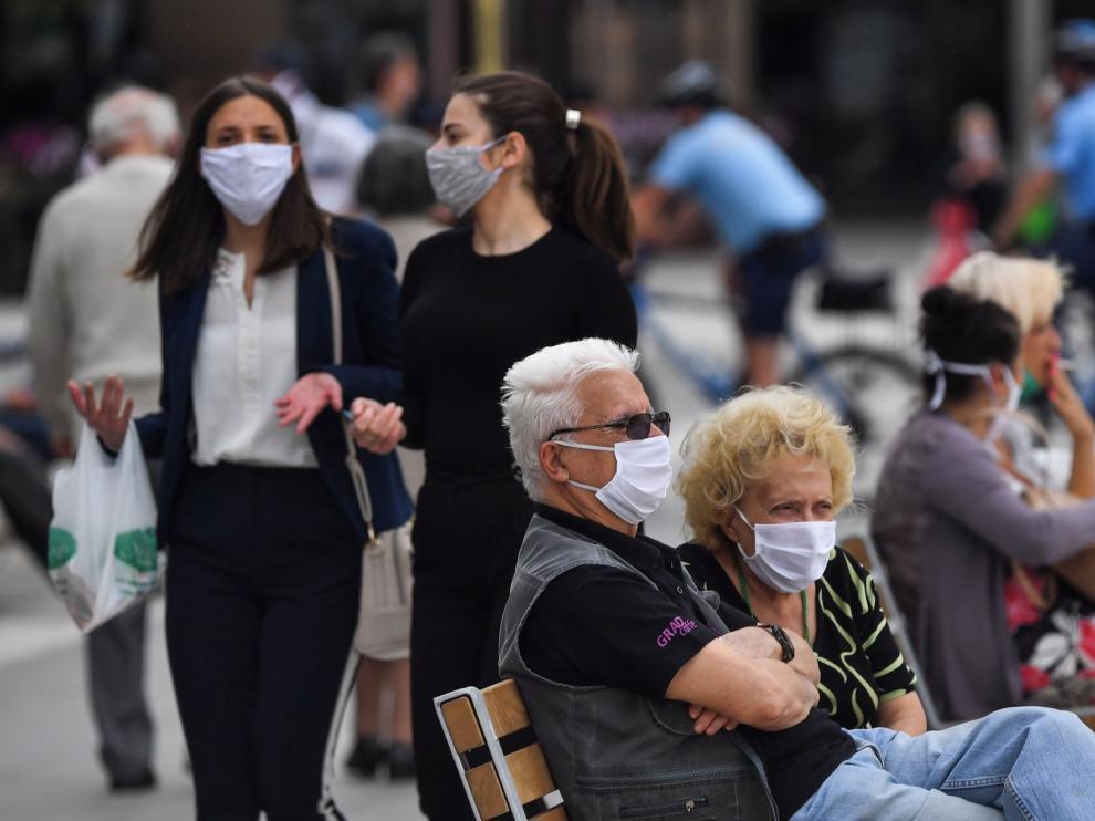 Siete millones de personas se han contagiado por la covid-19
