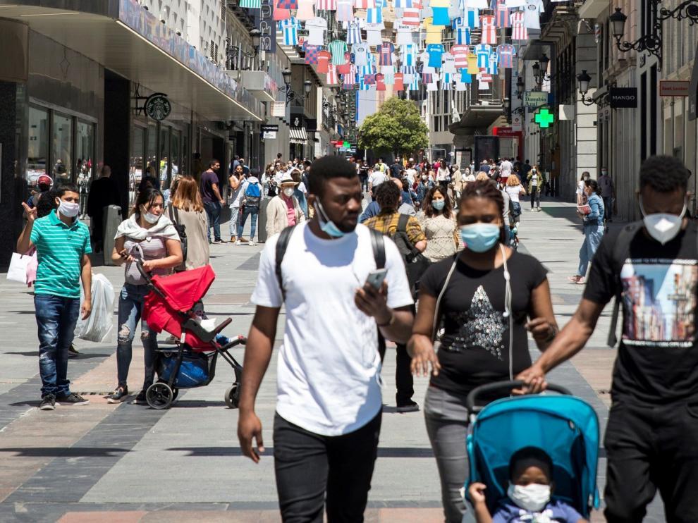 España supera los 47 millones de habitantes gracias a la inmigración