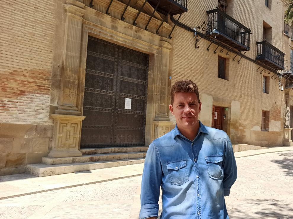 Cs plantea un reconocimiento a Javier Brun en la Feria Internacional de Teatro y Danza de Huesca