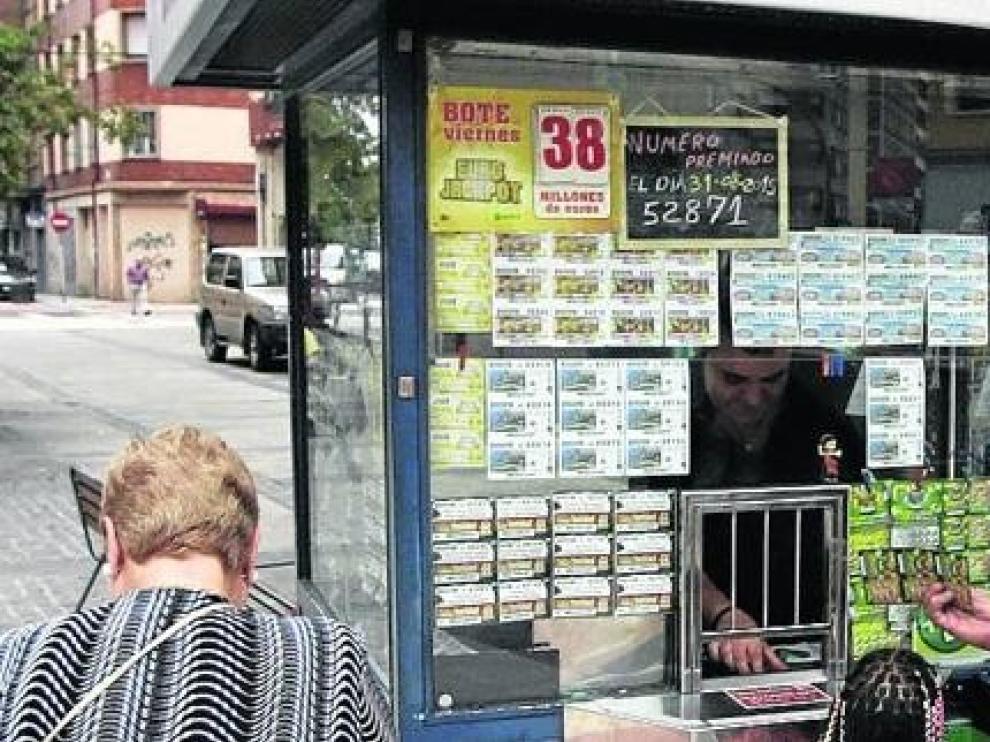 Los vendedores de la ONCE vuelven a la calle el próximo lunes