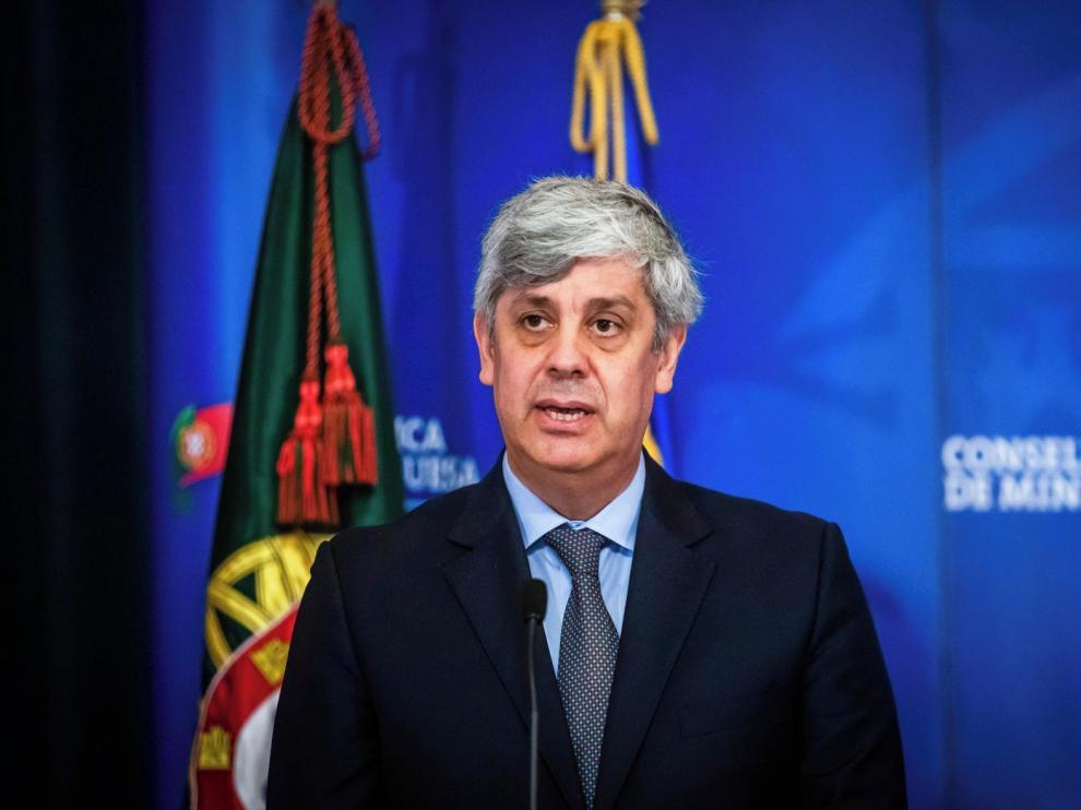 La dimisión de Centeno abre la carrera por la presidencia del Eurogrupo