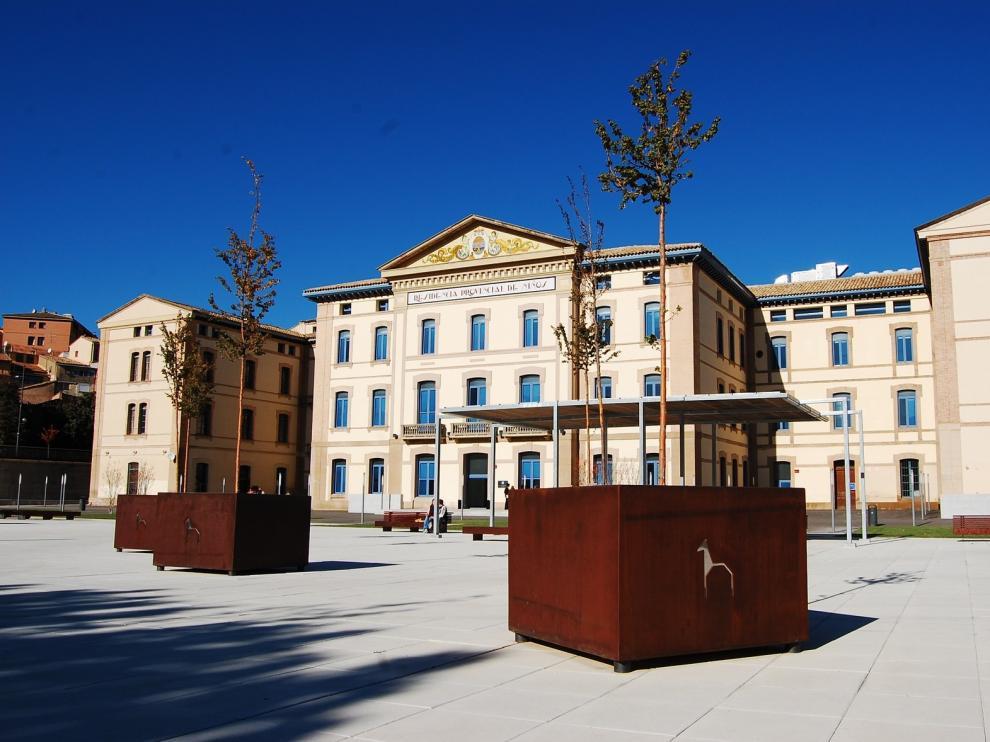 La Facultad de Empresa y Gestión Pública de Huesca celebra su jornada de puertas abiertas