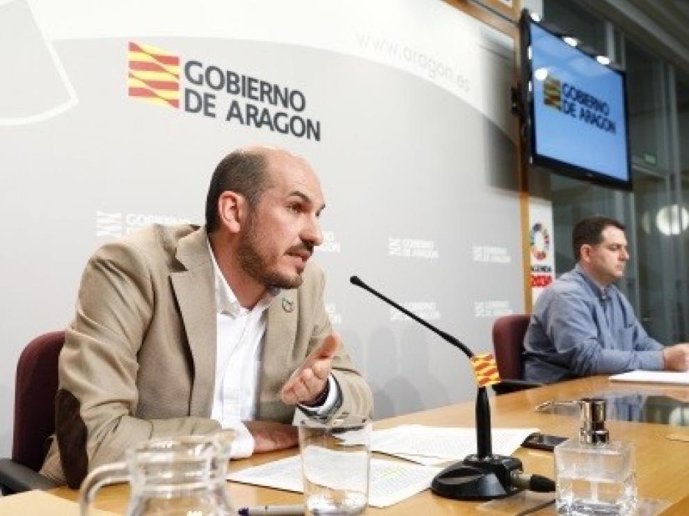 La campaña de incendios de Aragón se inicia con menor riesgo por las abundantes precipitaciones
