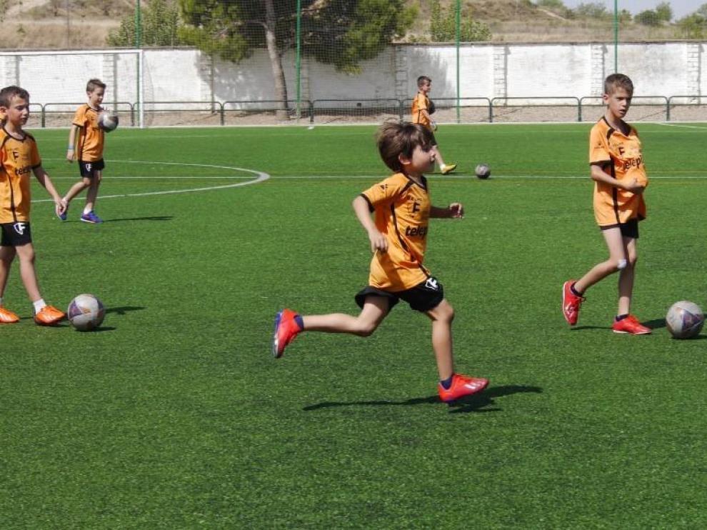 El Huesca mantiene los campus de verano