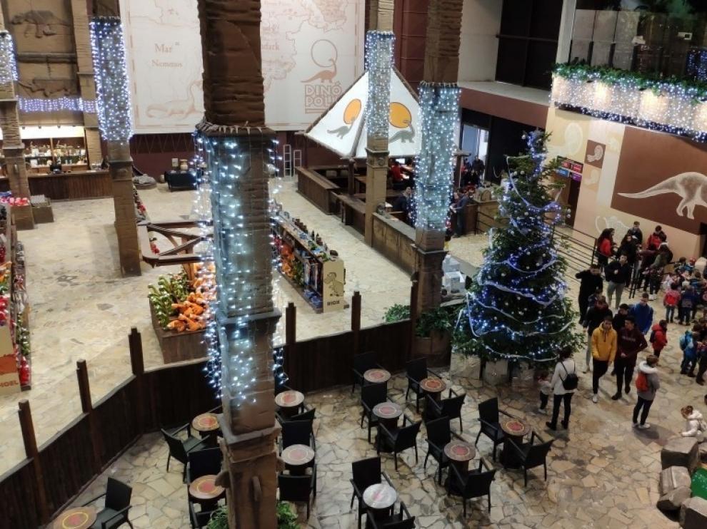 Dinópolis reabrirá sus puertas el 6 de junio con dos nuevas atracciones