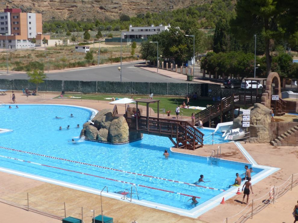 Monzón prevé abrir el parque acuático el 1 de julio