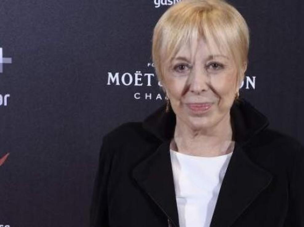Muere la actriz y presentadora Rosa María Sardà a los 78 años de edad