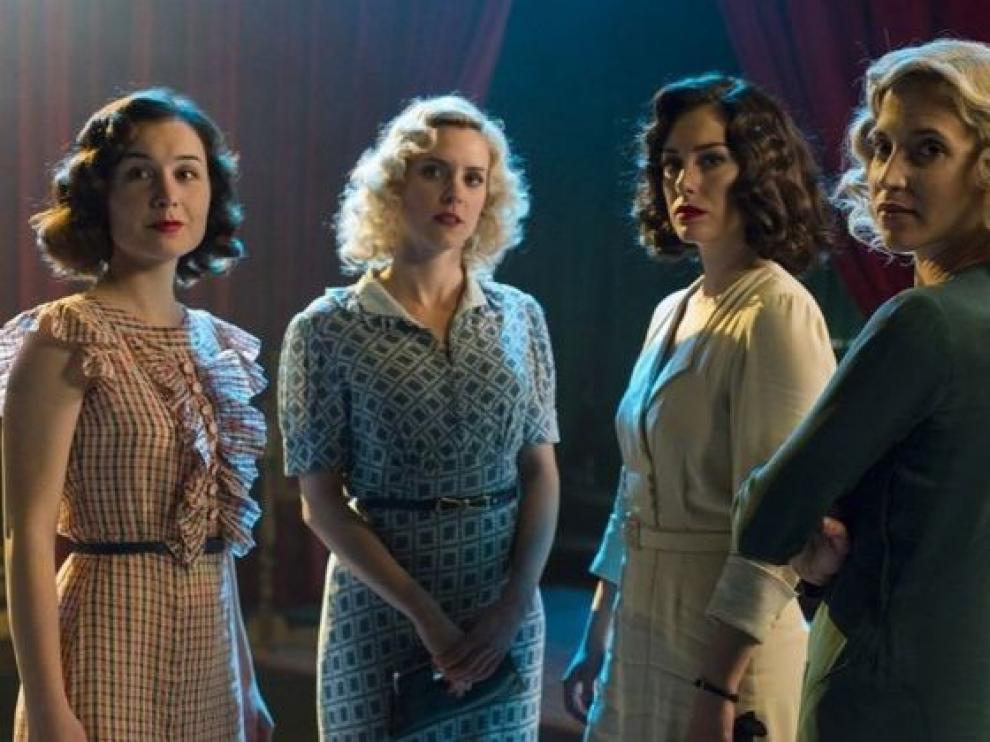"""Netflix presenta el tráiler del final de """"Las chicas del cable"""""""