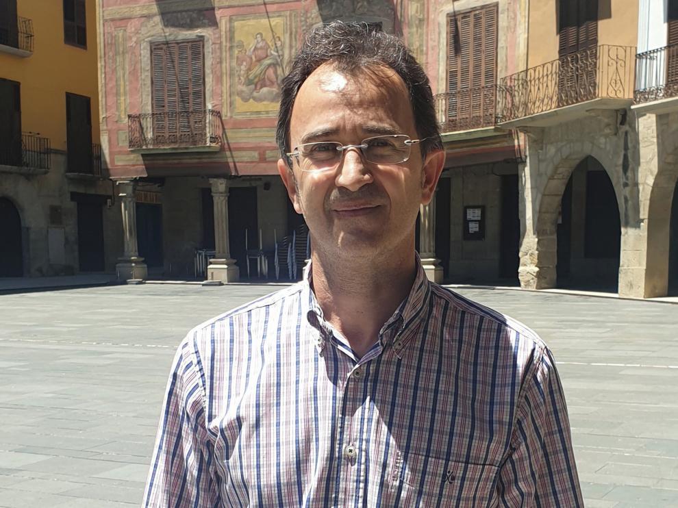 """Santi Lleida: """"El festival solo tenía sentido con condiciones similares de aforo"""""""