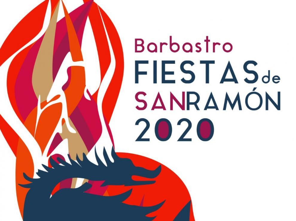El cartel de José Miguel Trallero anunciará las fiestas de San Ramón 2020 de Barbastro