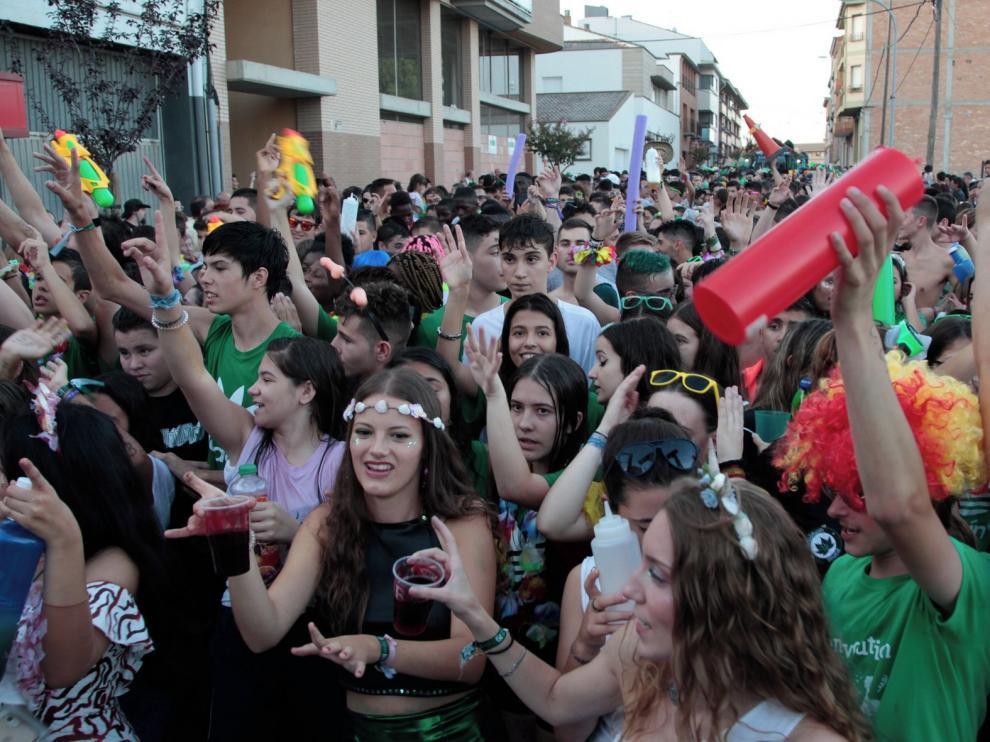 Barbastro, Monzón y Binéfar analizan el futuro de sus fiestas