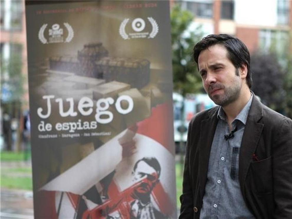 """Germán Roda, director de """"Marcelino, el mejor payaso del mundo: """"De la figura del jaqués llama la atención absolutamente todo"""""""