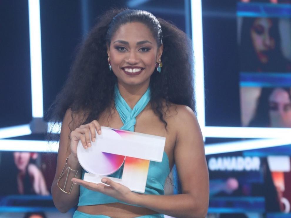"""Nia Correia, ganadora de """"Operación Triunfo"""": """"Con mi victoria no quiero apelar a ningún mensaje"""""""