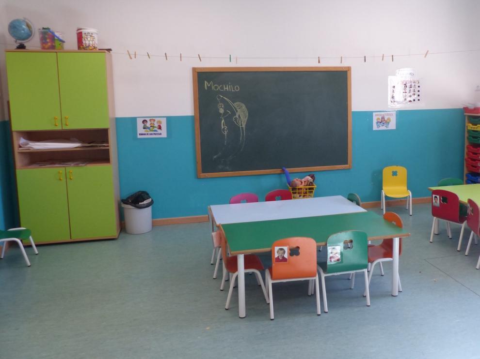 La escuela infantil Clara Campoamor de Monzón abrirá su plazo de preinscripción el 6 de julio