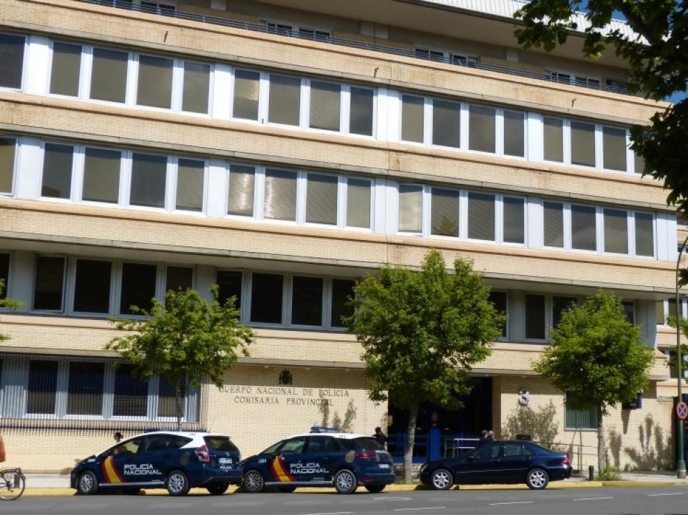 La Policía Nacional detiene infraganti a un joven por el robo en un restaurante en Huesca