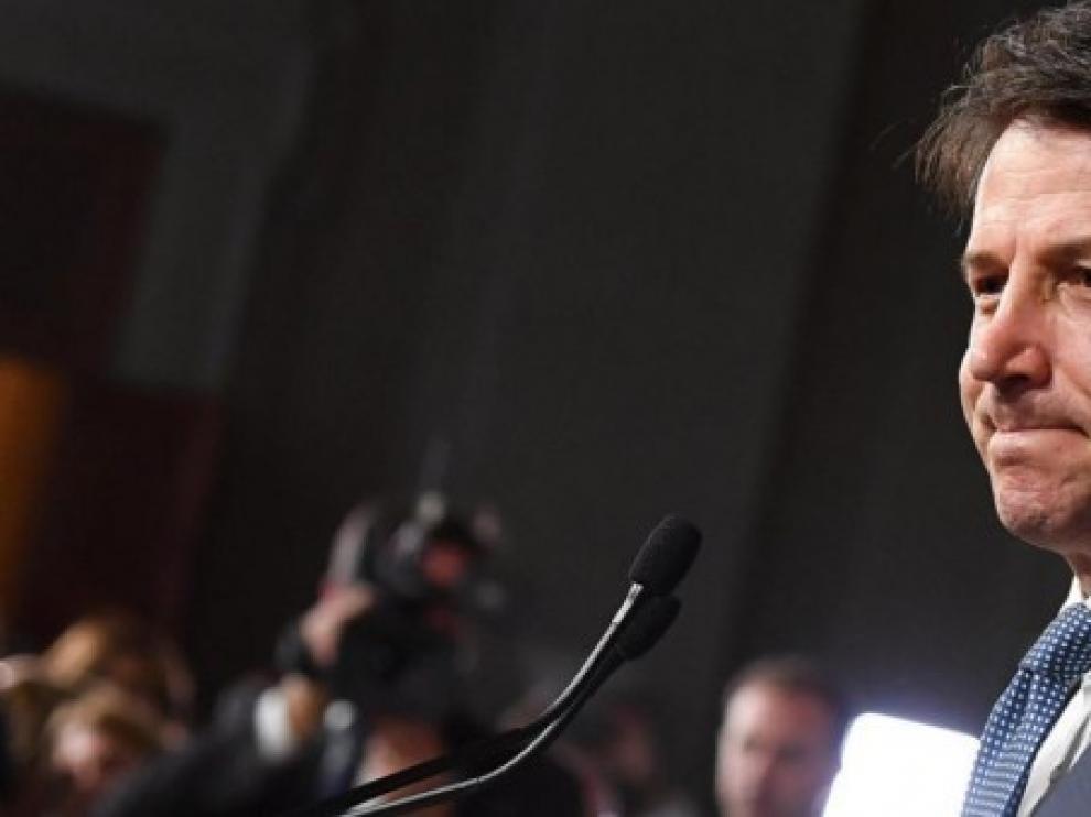 Conte testifica ante la Fiscalía por la gestión de la crisis