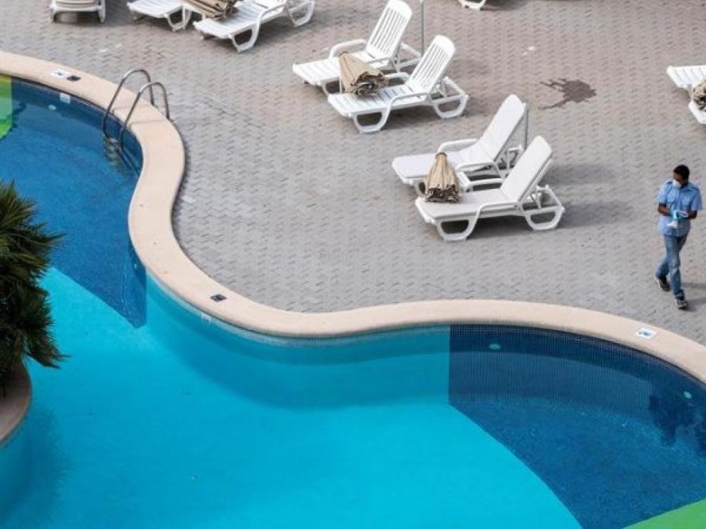 España perdió en mayo 8 millones de turistas y 8.100 millones de euros