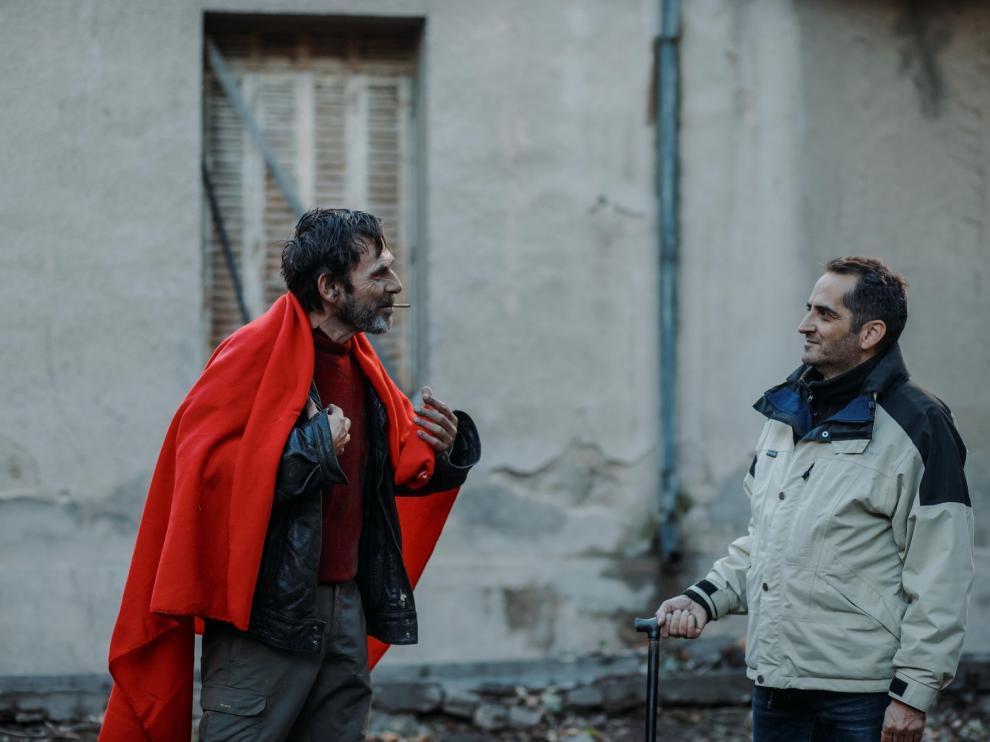 "Lorenzo Montull: ""Este corto rodado en otra casa no hubiera sido lo mismo"""