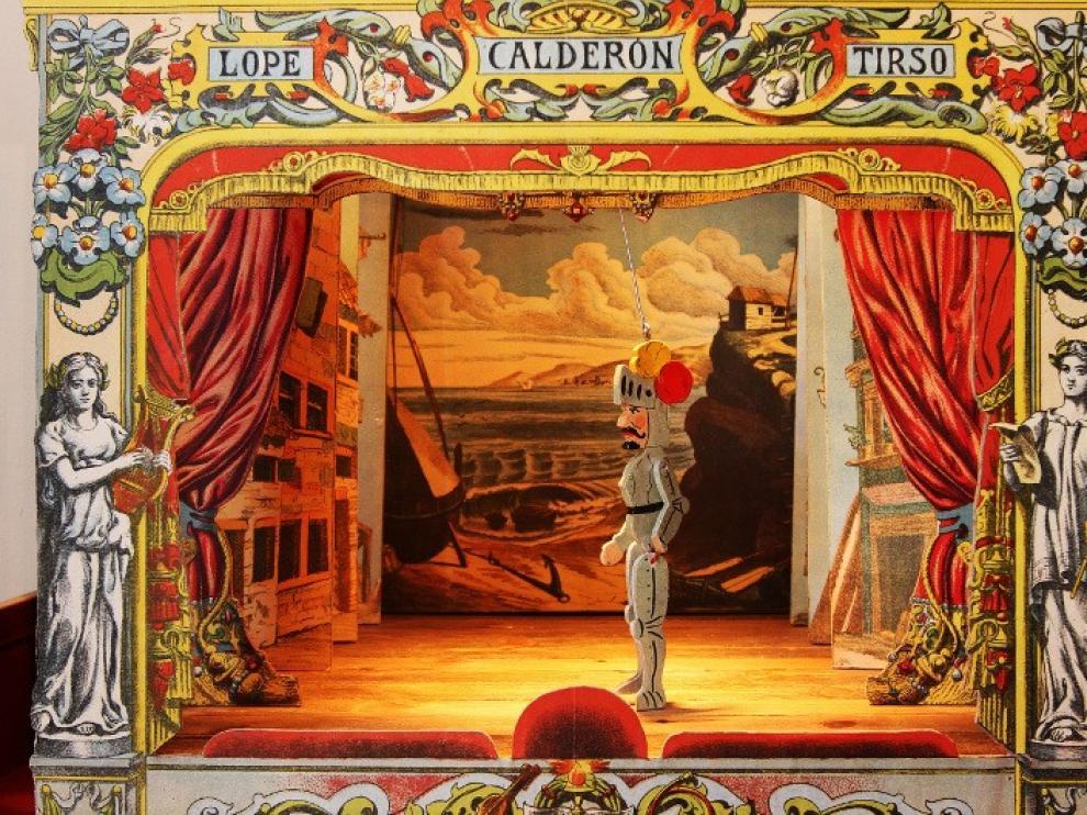 'El juego y los títeres en España' inaugura el calendario del programa de exposiciones itinerantes de la DPH