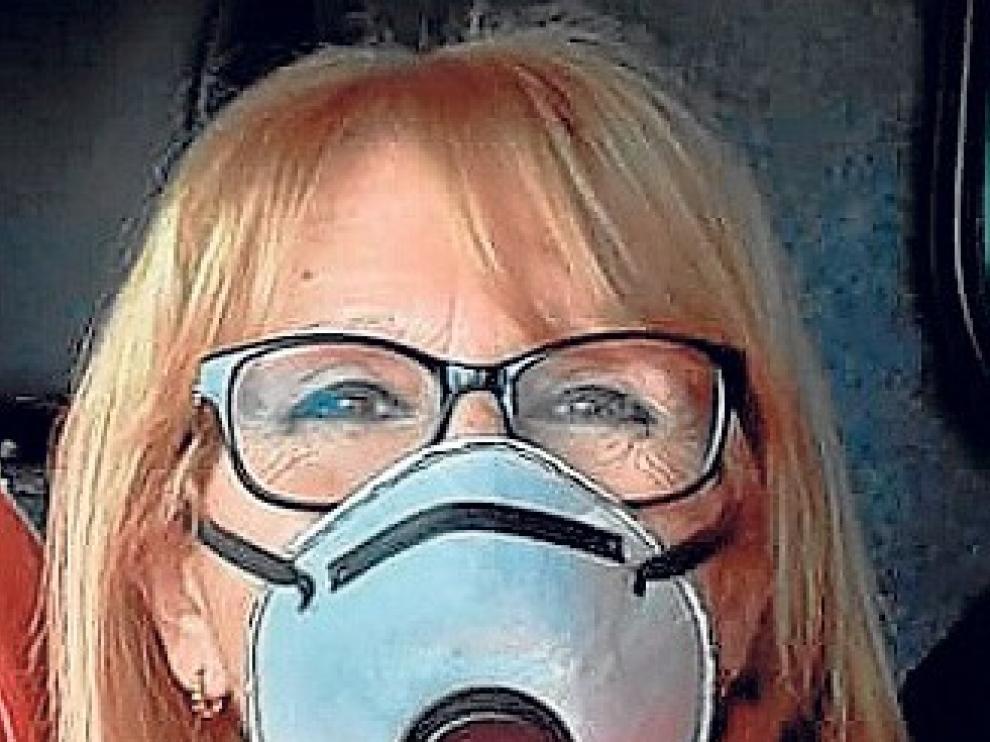"""María José Ibarz: """"En la pandemia del coronavirus, la ayuda ha hecho más falta que nunca"""""""