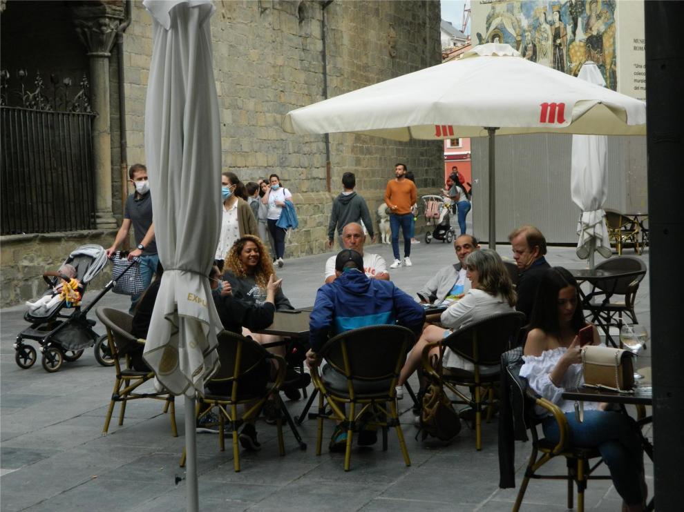 Finaliza el fin de semana con un buen balance turístico en la provincia de Huesca