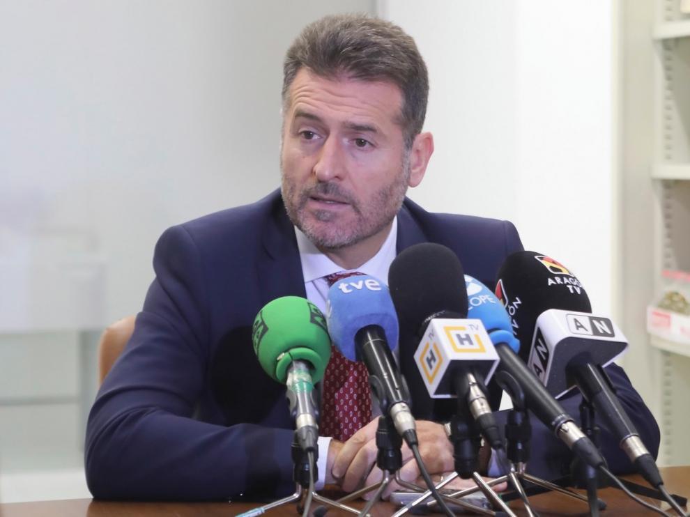 El presidente del TSJA cree que en Aragón la justicia funciona mejor que en otras comunidades
