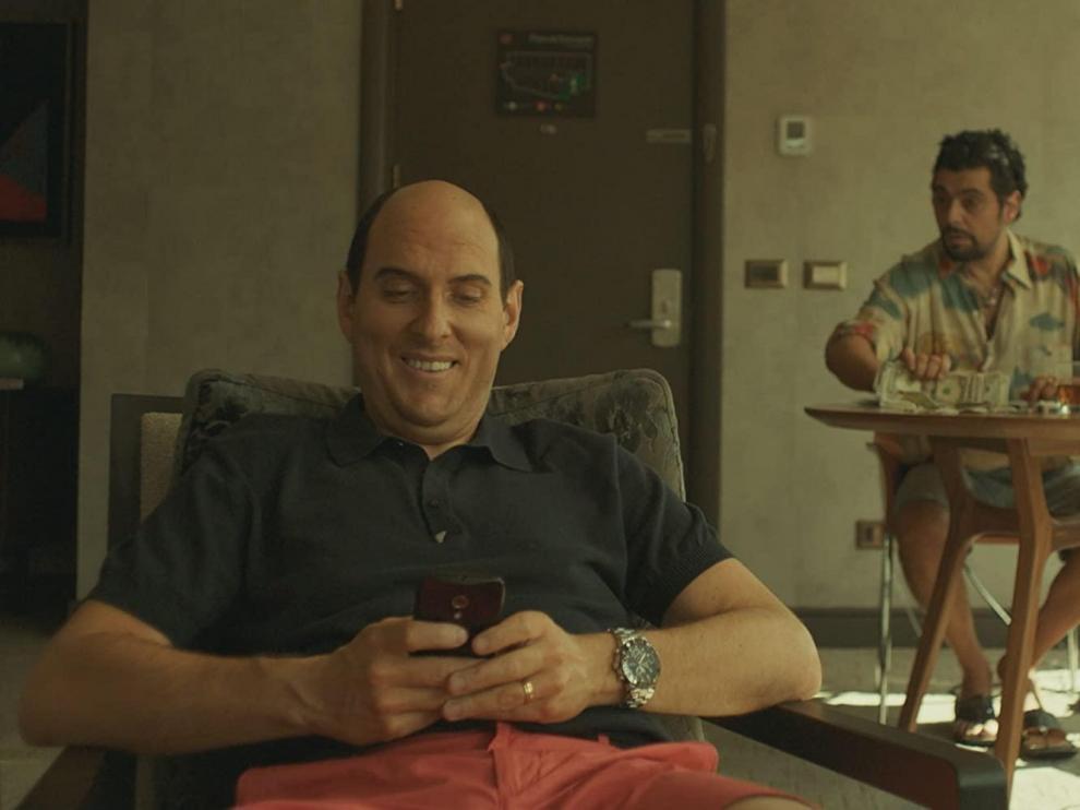 """Parra protagoniza """"El presidente"""", la serie de Amazon Prime sobre el """"FIFAgate"""""""