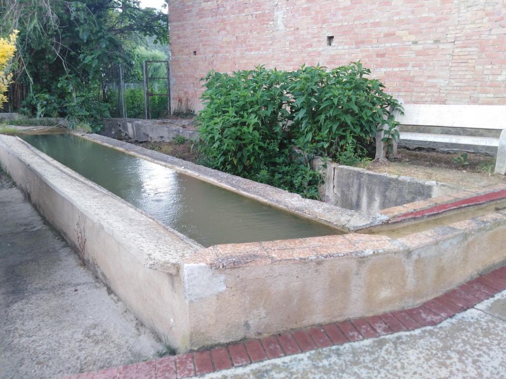Los lavaderos de Castillazuelo