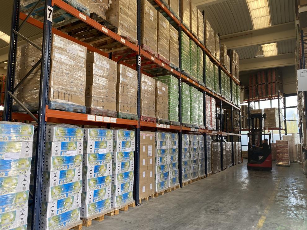 Orache Desinfection reparte de forma gratuita pastillas virucidas a establecimientos de Sabiñánigo
