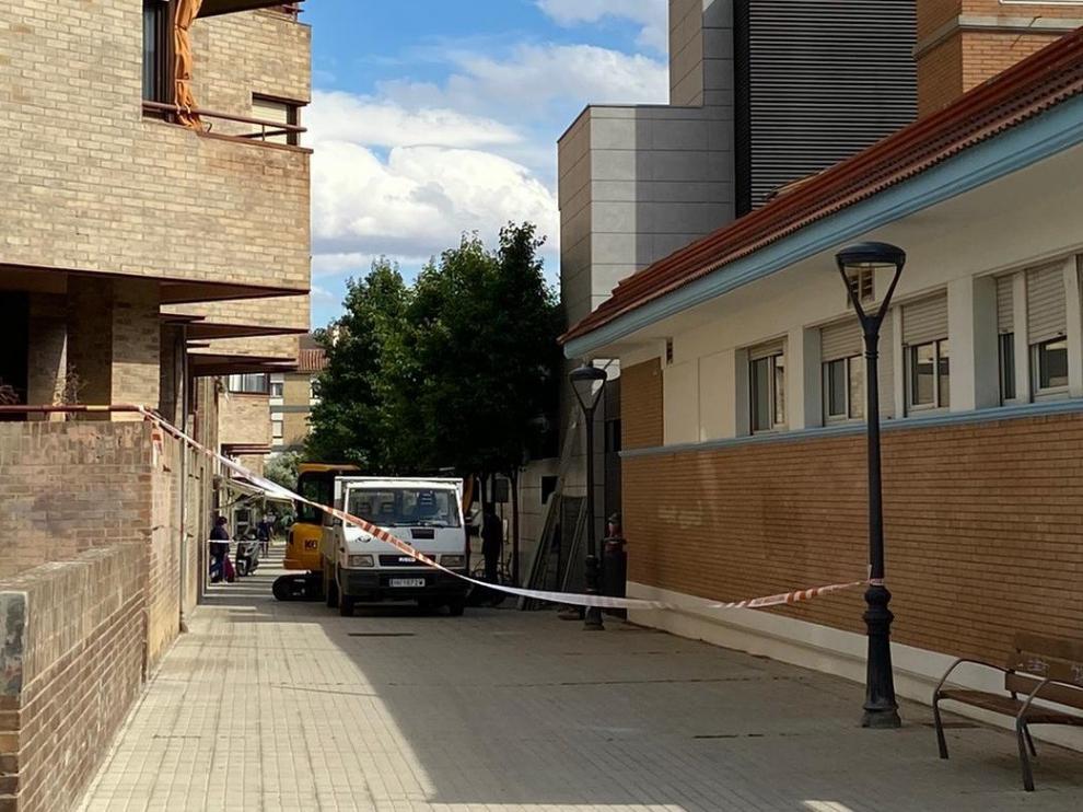 Una avería deja sin luz a 1.311 clientes de la zona de María Auxiliadora de Huesca