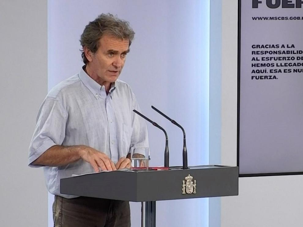Simón afirma que no hay que temer los desplazamientos de los madrileños