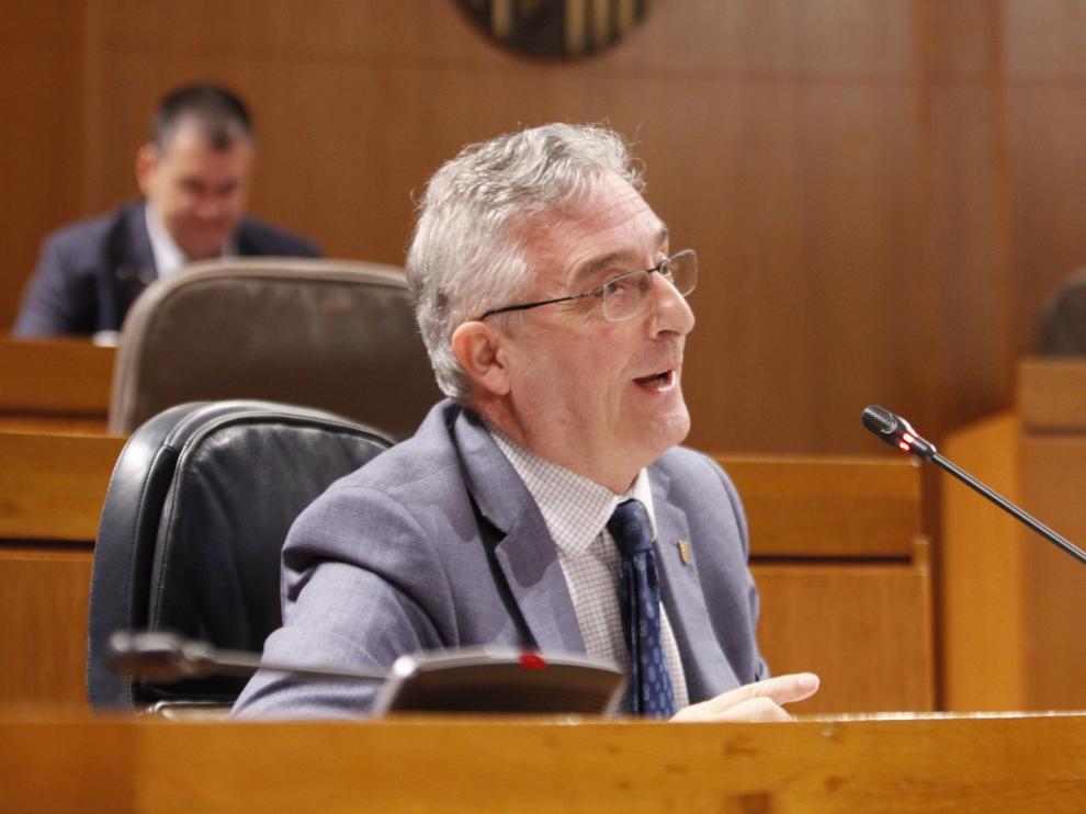 El Gobierno de Aragón se compromete a agilizar los trámites administrativos