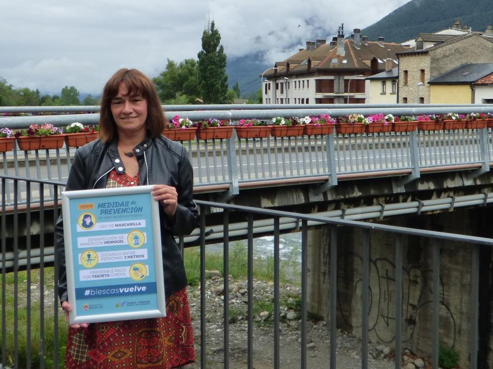 Biescas destina 81.000 euros en ayudas para familias y comercios