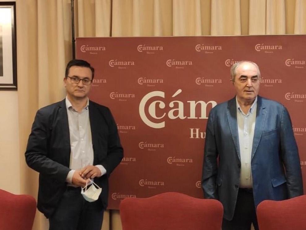 Convenio de DPH y la Cámara de Comercio de Huesca para mejorar la digitalización de 15 empresas