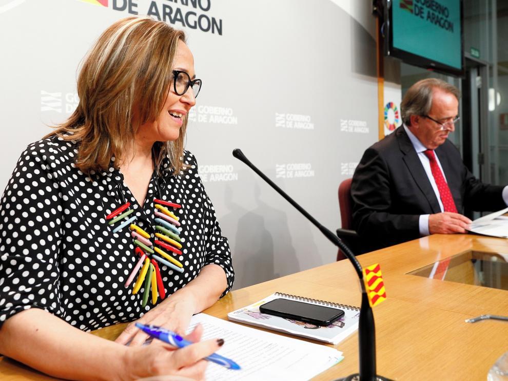 Aragón estima que recibirá casi 400 millones de euros del Fondo Covid-19 del Ejecutivo central