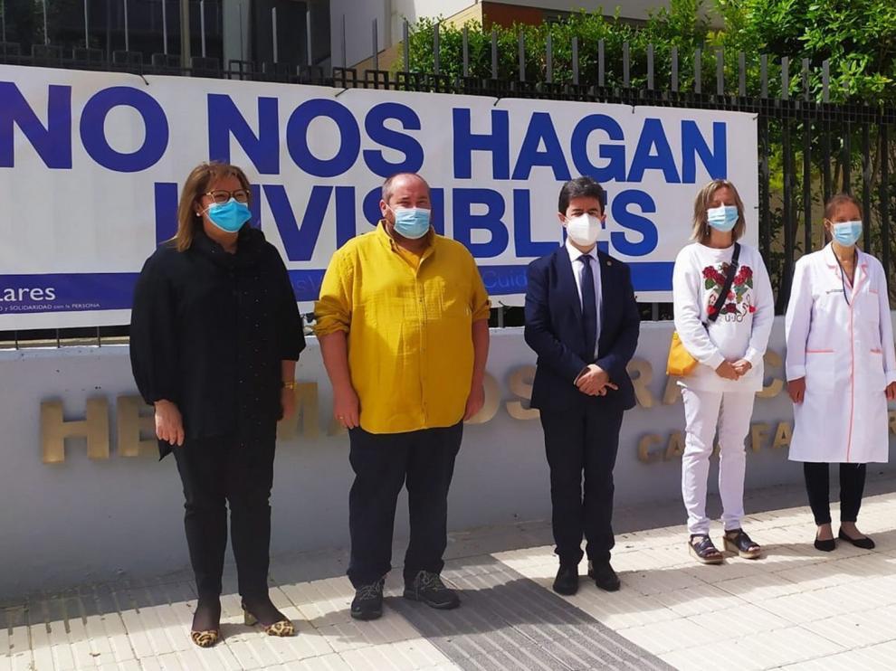 Luis Felipe agradece la labor de Cruz Blanca durante la pandemia