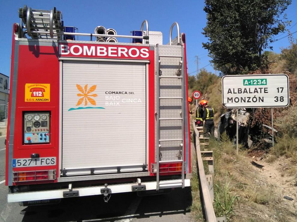 Mascarillas, geles y distancias en las oposiciones a bomberos de la DPH