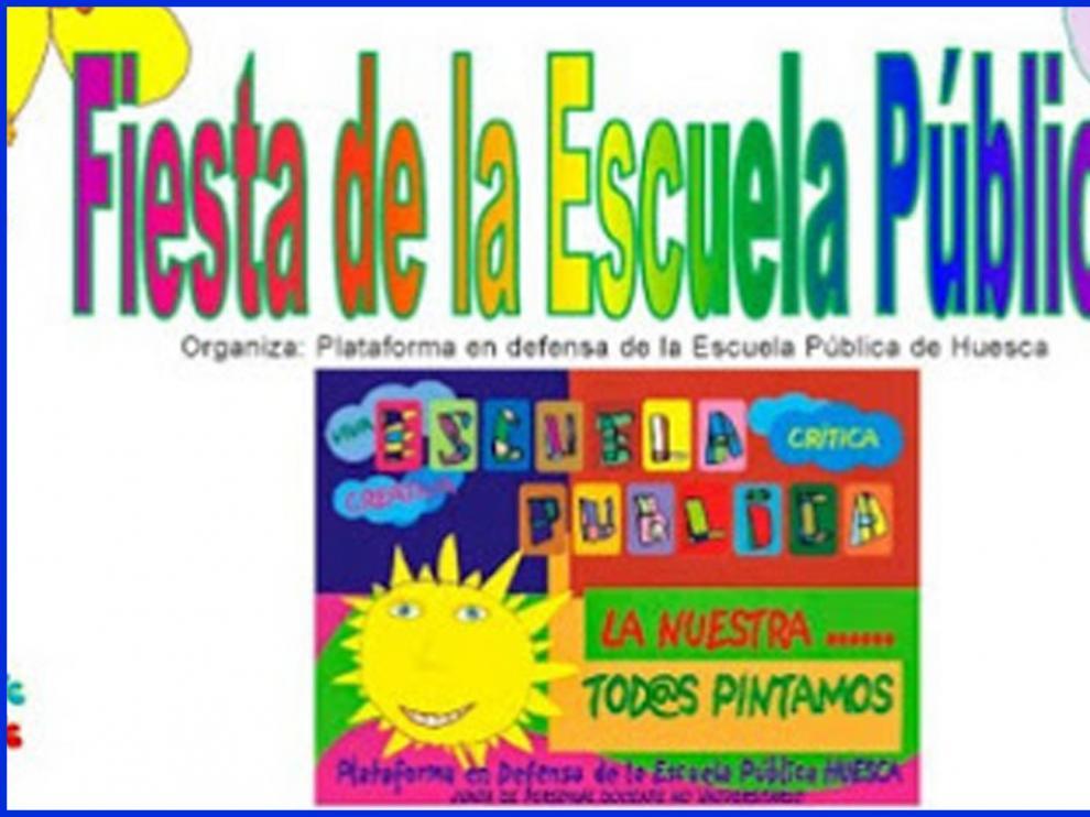 La Fiesta de la Escuela Pública se celebrará online este viernes